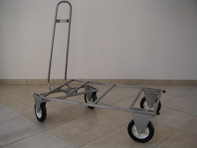 Wózki na klatki