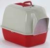 FREECAT - kuweta kryta dla kota firmy Marchioro - czerwona