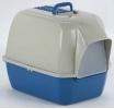 FREECAT - kuweta kryta dla kota firmy Marchioro - niebieska