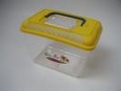 Aquazoo 2 - średni transporter dla zwierząt - żółty
