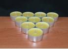 Tealight - świeczka do podgrzewacza z wosku pszczelego - op. 10 szt.