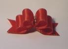 Kokardka 001 - czerwona