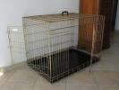 Klatka dla psa:  Fafik   -   63 x 44 x 52 cm