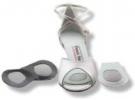 Wkładki do butów - kremowe