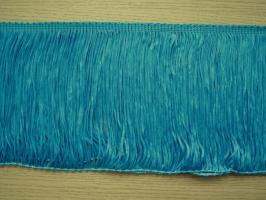 Frędzle turkusowe  -  30 cm