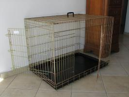 Klatka dla psa:  Fafik   -   60 x 43 x 51,5 cm